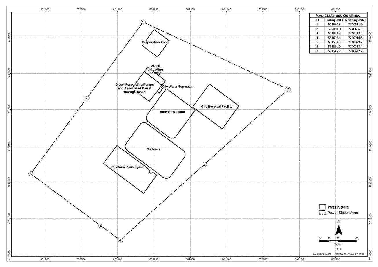 Pilbara Energy Project Agreement Termination Act 2014 00 01 Diesel Power Plant Diagram Port Hedland Station
